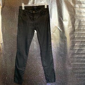J Brand- Black Super Skinny Pants size 27